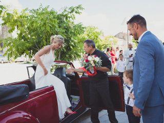 Le mariage de Audrey et Karim 1