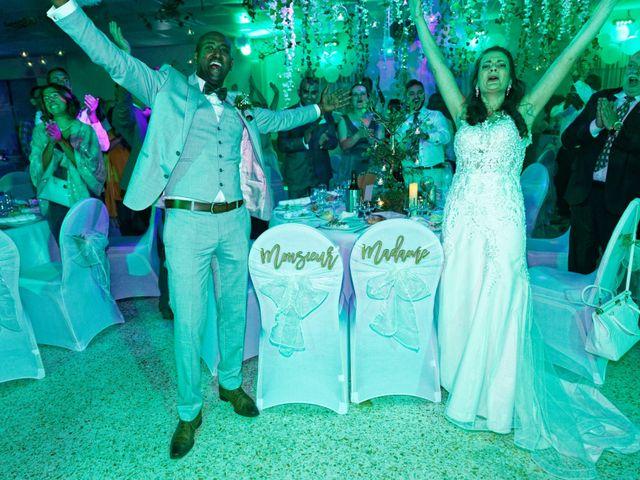 Le mariage de Svilena et Addissu