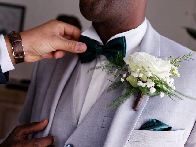 Le mariage de Addissu et Svilena à Roquemaure, Gard 8