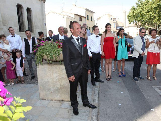 Le mariage de Eddy et Isabelle à Saint-Gilles, Gard 2