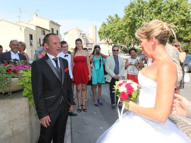 Le mariage de Eddy et Isabelle à Saint-Gilles, Gard 8