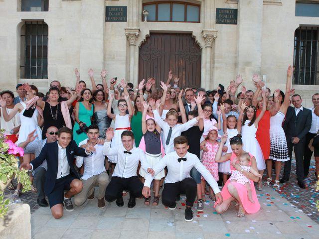 Le mariage de Eddy et Isabelle à Saint-Gilles, Gard 20