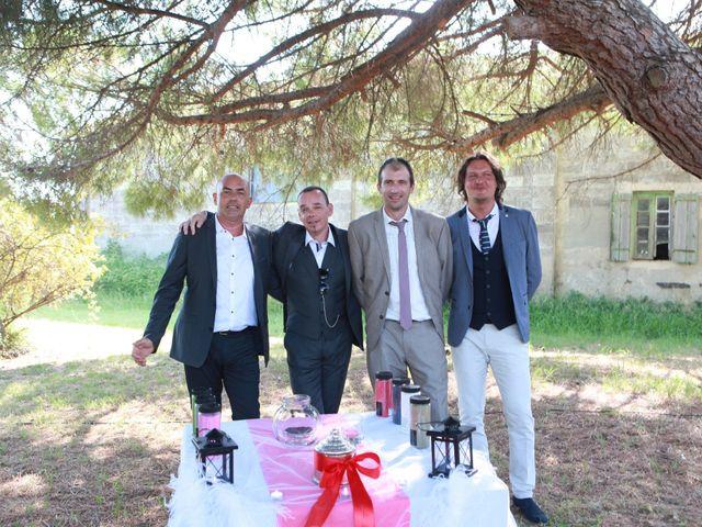 Le mariage de Eddy et Isabelle à Saint-Gilles, Gard 25