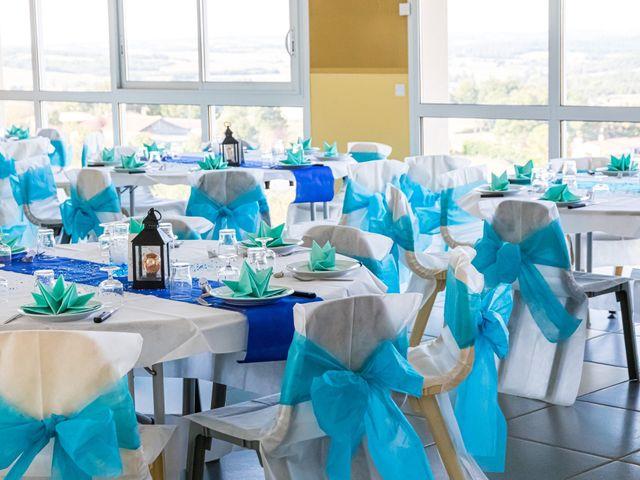 Le mariage de Salim et Céline à Durban, Gers 3
