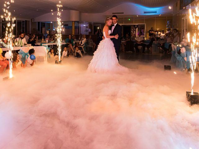 Le mariage de Salim et Céline à Durban, Gers 7