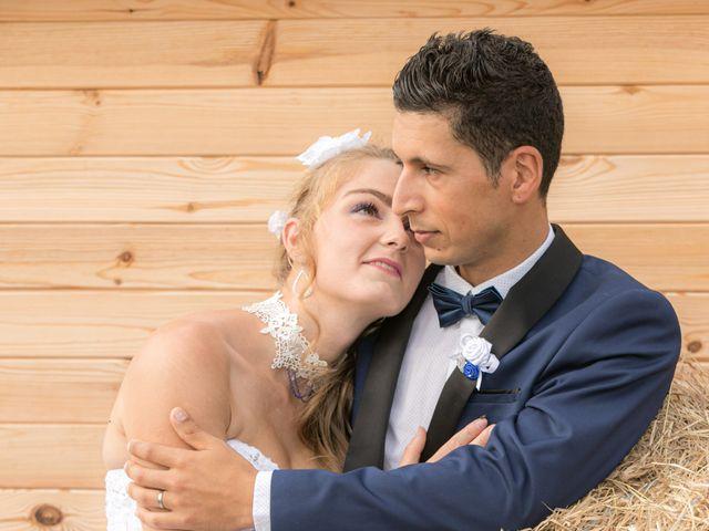 Le mariage de Salim et Céline à Durban, Gers 10