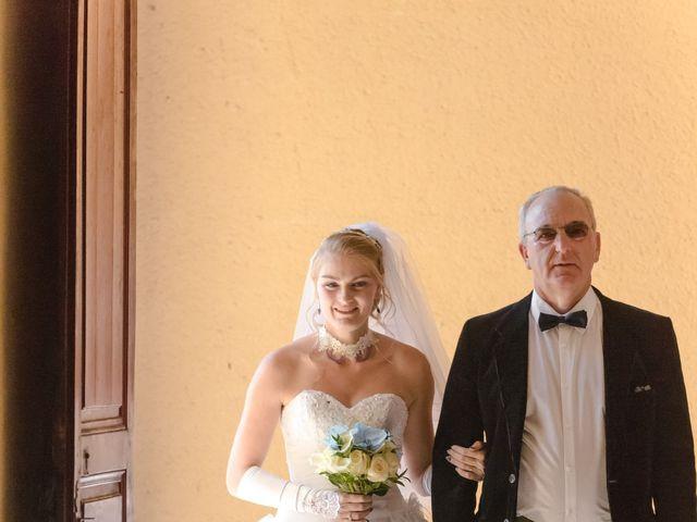 Le mariage de Salim et Céline à Durban, Gers 14