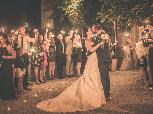 Le mariage de Sandrine et Etienne