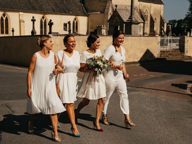 Le mariage de Charles Antoine et Alice à Mandeville-en-Bessin, Calvados 23