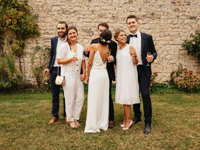 Le mariage de Charles Antoine et Alice à Mandeville-en-Bessin, Calvados 51