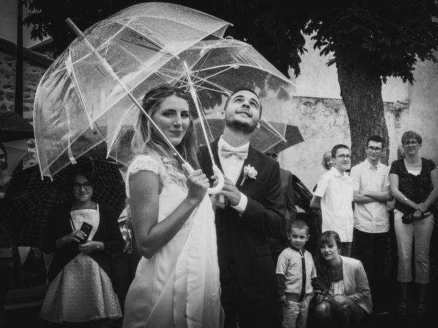 Le mariage de Mickael et Laure à Lempdes-sur-Allagnon, Haute-Loire 15
