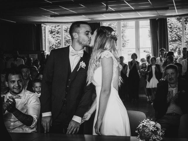 Le mariage de Mickael et Laure à Lempdes-sur-Allagnon, Haute-Loire 19