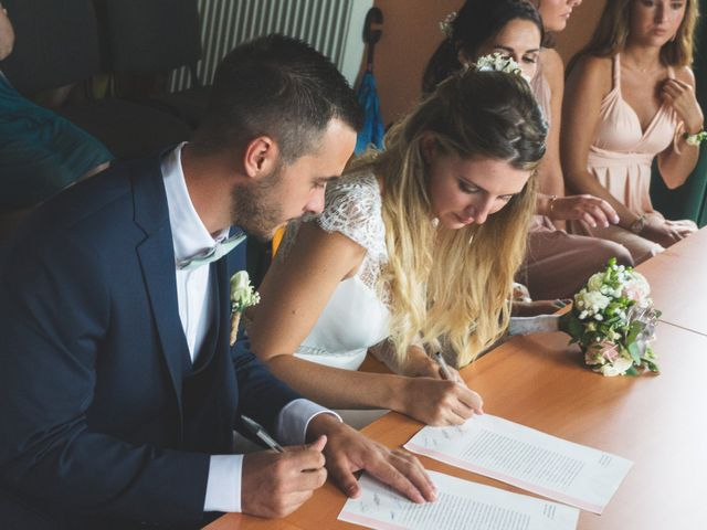 Le mariage de Mickael et Laure à Lempdes-sur-Allagnon, Haute-Loire 20