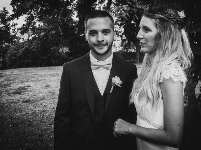 Le mariage de Mickael et Laure à Lempdes-sur-Allagnon, Haute-Loire 34