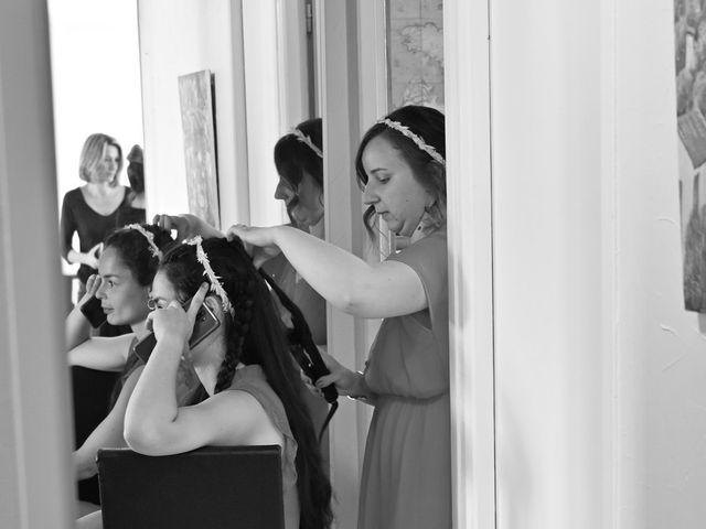 Le mariage de Mehdi et Fanny à Saint-Augustin, Charente Maritime 6