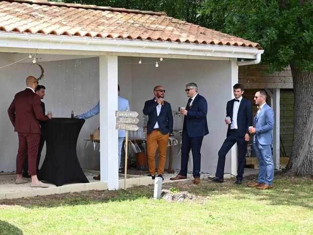 Le mariage de Mehdi et Fanny à Saint-Augustin, Charente Maritime 11