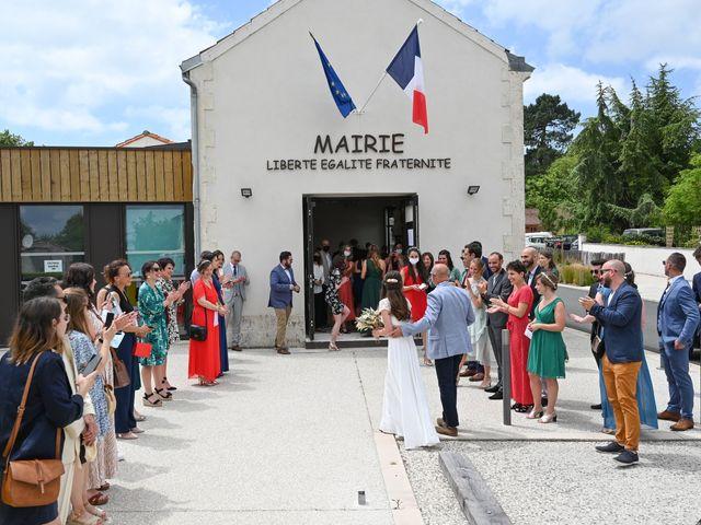 Le mariage de Mehdi et Fanny à Saint-Augustin, Charente Maritime 15