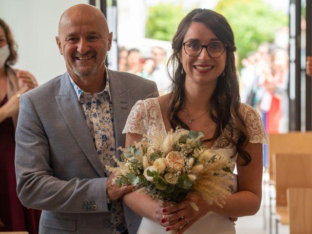 Le mariage de Mehdi et Fanny à Saint-Augustin, Charente Maritime 16
