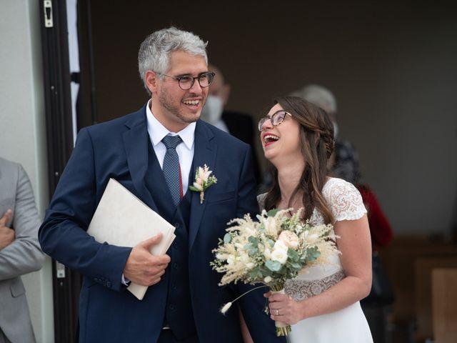 Le mariage de Mehdi et Fanny à Saint-Augustin, Charente Maritime 18