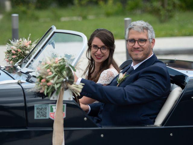 Le mariage de Mehdi et Fanny à Saint-Augustin, Charente Maritime 19