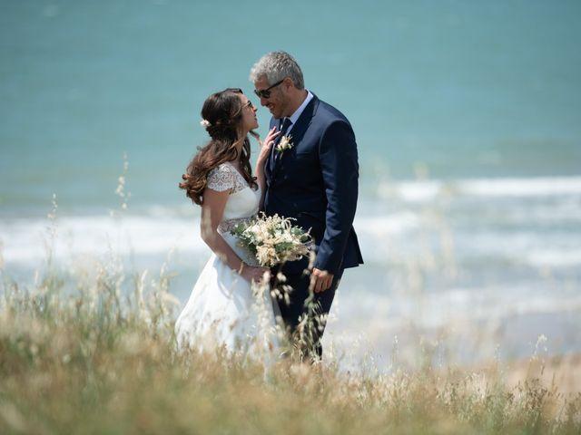 Le mariage de Mehdi et Fanny à Saint-Augustin, Charente Maritime 20