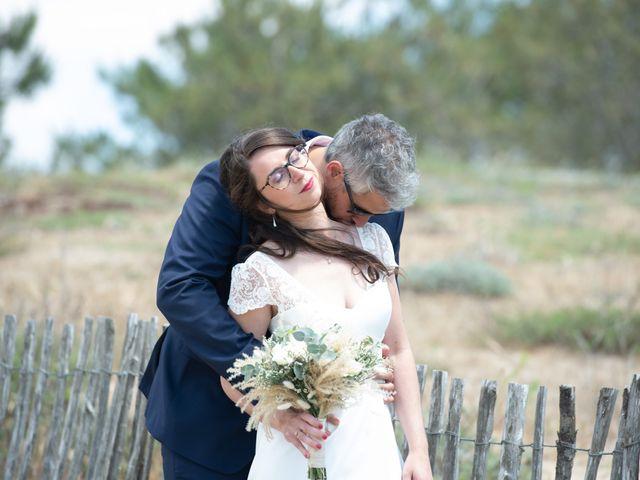 Le mariage de Mehdi et Fanny à Saint-Augustin, Charente Maritime 23