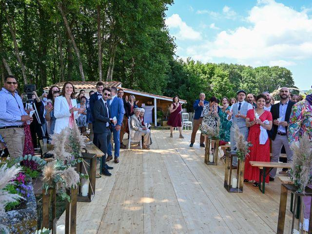 Le mariage de Mehdi et Fanny à Saint-Augustin, Charente Maritime 32