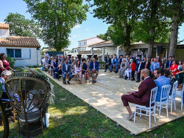 Le mariage de Mehdi et Fanny à Saint-Augustin, Charente Maritime 36