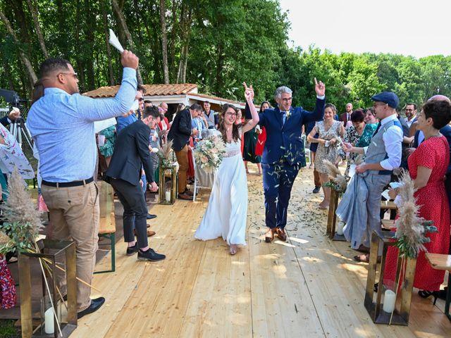 Le mariage de Mehdi et Fanny à Saint-Augustin, Charente Maritime 40