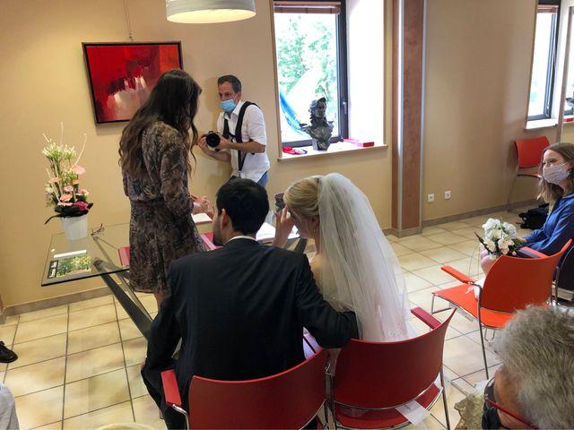 Le mariage de Jérémy  et Marine à Prévessin-Moens, Ain 9
