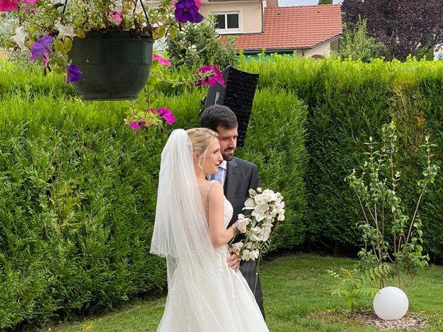 Le mariage de Jérémy  et Marine à Prévessin-Moens, Ain 11