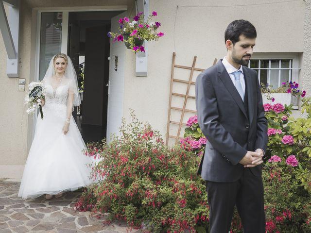 Le mariage de Jérémy  et Marine à Prévessin-Moens, Ain 24