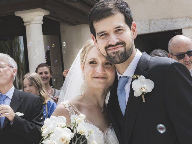 Le mariage de Jérémy  et Marine à Prévessin-Moens, Ain 33