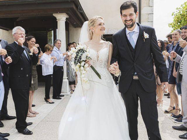Le mariage de Jérémy  et Marine à Prévessin-Moens, Ain 34