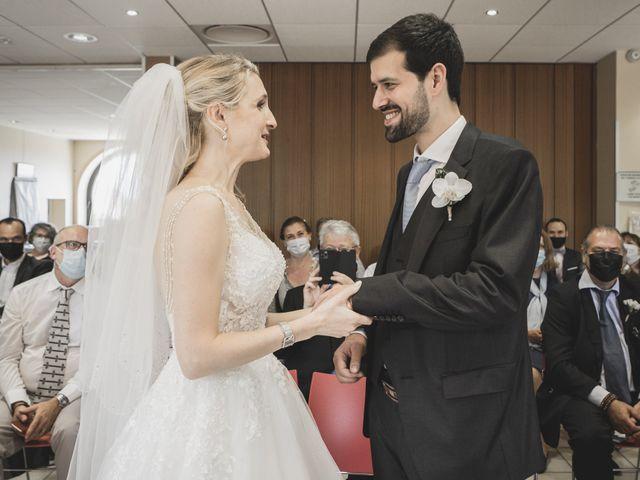 Le mariage de Jérémy  et Marine à Prévessin-Moens, Ain 35