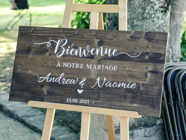 Le mariage de Andrew et Naomie à Bréau, Seine-et-Marne 1