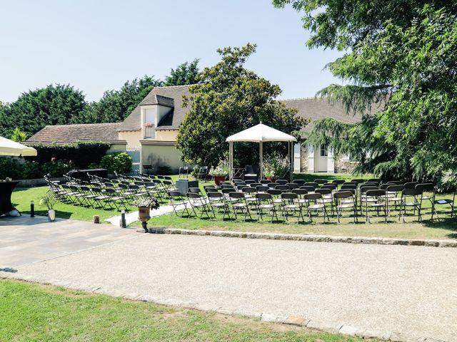 Le mariage de Andrew et Naomie à Bréau, Seine-et-Marne 2