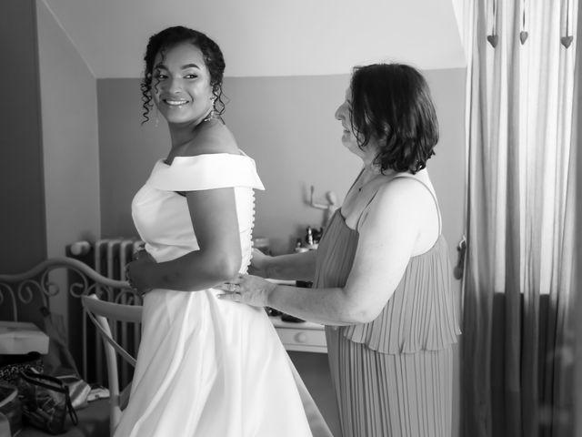 Le mariage de Andrew et Naomie à Bréau, Seine-et-Marne 12