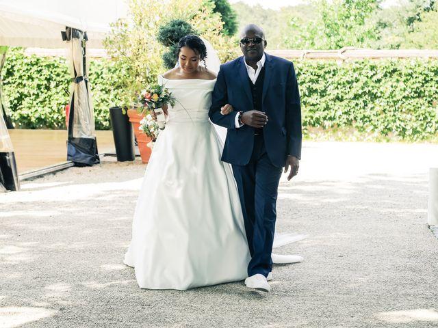 Le mariage de Andrew et Naomie à Bréau, Seine-et-Marne 30