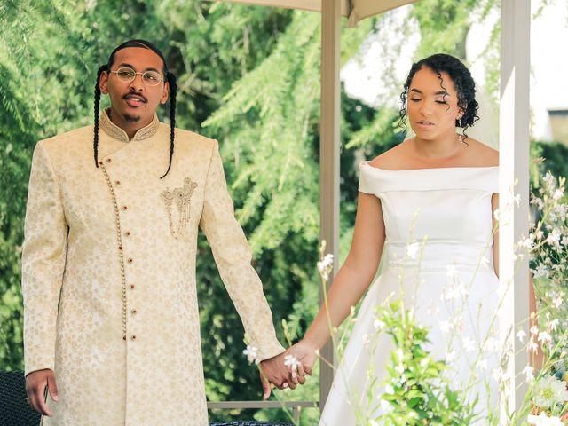 Le mariage de Andrew et Naomie à Bréau, Seine-et-Marne 39