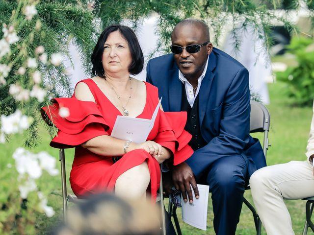 Le mariage de Andrew et Naomie à Bréau, Seine-et-Marne 40