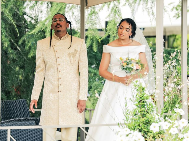 Le mariage de Andrew et Naomie à Bréau, Seine-et-Marne 41