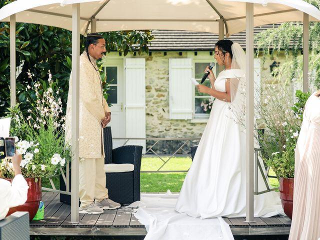 Le mariage de Andrew et Naomie à Bréau, Seine-et-Marne 47