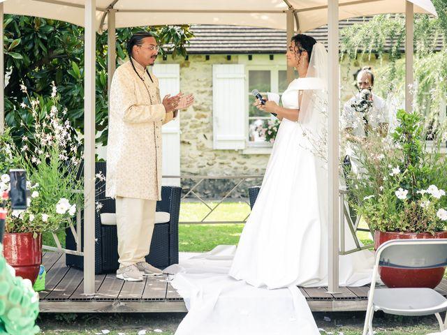 Le mariage de Andrew et Naomie à Bréau, Seine-et-Marne 50