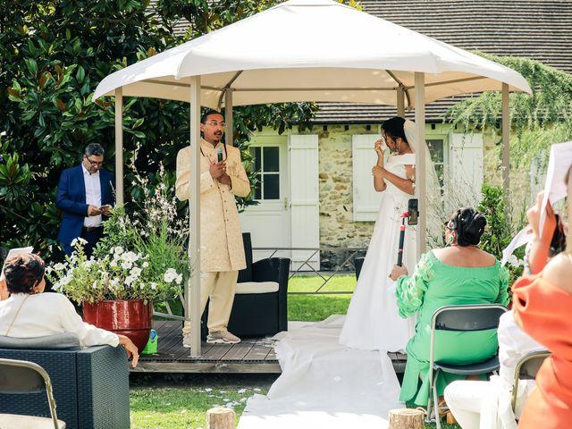 Le mariage de Andrew et Naomie à Bréau, Seine-et-Marne 54