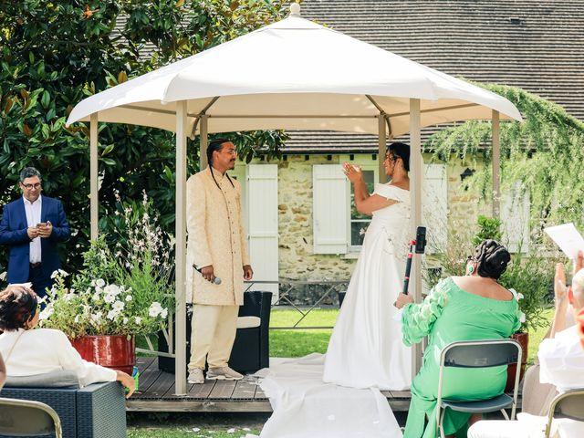 Le mariage de Andrew et Naomie à Bréau, Seine-et-Marne 55