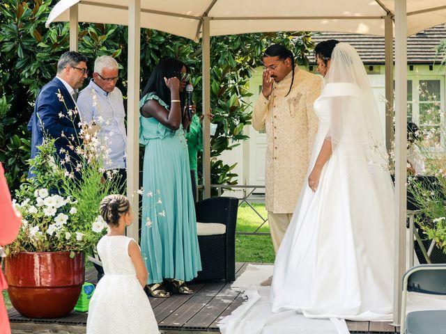 Le mariage de Andrew et Naomie à Bréau, Seine-et-Marne 57
