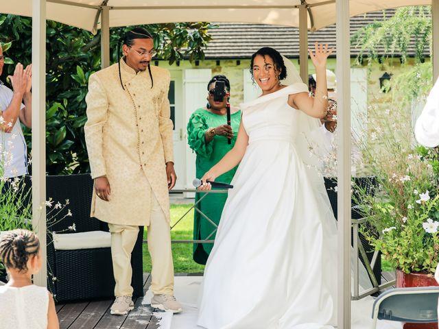 Le mariage de Andrew et Naomie à Bréau, Seine-et-Marne 61