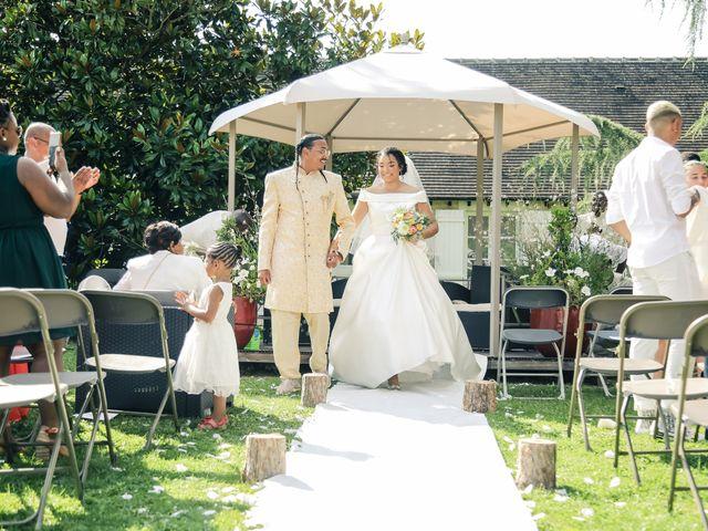 Le mariage de Andrew et Naomie à Bréau, Seine-et-Marne 66