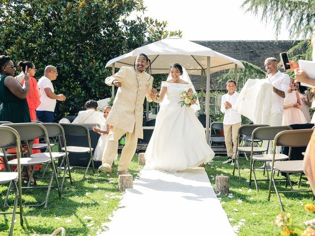 Le mariage de Andrew et Naomie à Bréau, Seine-et-Marne 68